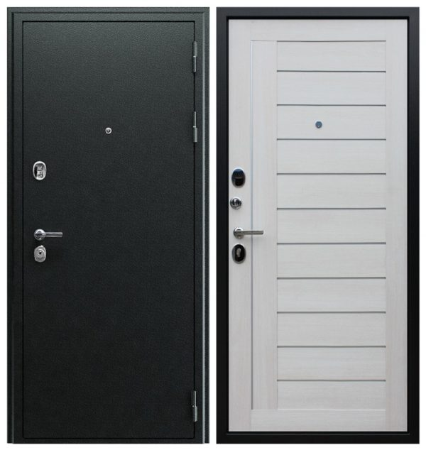 Дверь входная металлическая трехконтурная СП152
