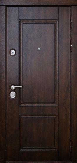 Входная металлическая дверь МДФ винорит СП071